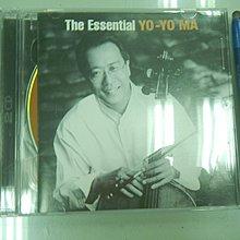 書皇8952:CD D6-2bc☆2005年『The Essential Yo-Yo Ma(1CD)』馬友友《》
