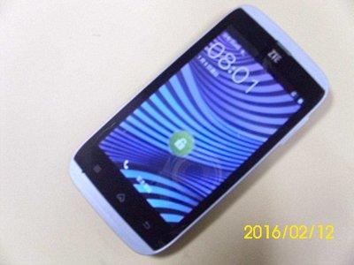 全新手機 Zte N799D 亞太雙模C+G 安卓 Line 四核 電池全新 附旅充