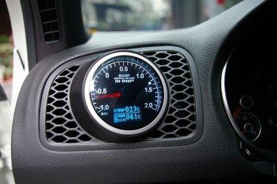 Top Gauge golf 6 VI MK6 GTI TDI TSI 冷氣出風口錶座 渦輪錶座 非OSIR DEFI PIVOT 買錶免費送