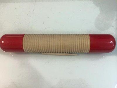 【華邑樂器55102-0】大刮胡棒-木製 14.5cm (瓜胡/刮胡沙鈴/齒木棒 台灣製造)