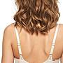 新款【全新,尺寸32D/34G】 法國 Chantelle Pyramide 系列,粉膚色,薄襯半罩杯蕾絲,目前無配褲。Passionata維多利亞Five莎露