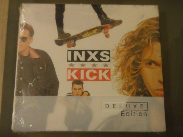 INXS 印艾克斯 -- Kick [Deluxe Edition]  反抗(2CD經典名盤系列) 全新