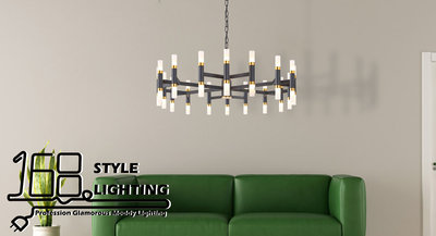 【168 Lighting】枝概念《LED吊燈》(兩款)大款GD 20150-1
