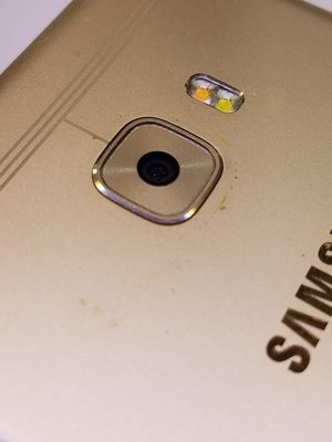 Sugoie-維修零件-For- 手機維修  Samsung C5 /C5pro 鏡頭玻璃