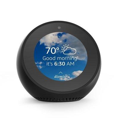 亞馬遜 Amazon Echo Spot 智慧 聲控揚聲器 Alexa 語音助理 原廠正品  情人節禮物
