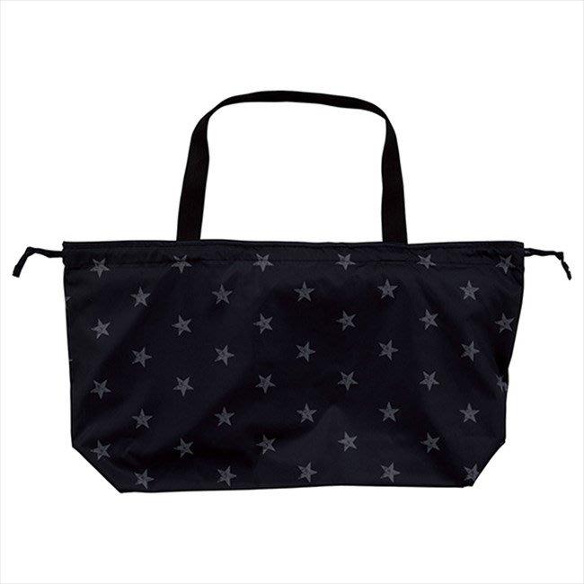 w.p.c / 日本WPC晴雨兩用包包雨衣 防水收納袋 低調星星款~彤小皮的遊go世界