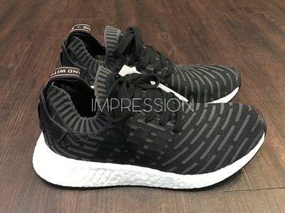 【IMPRESSION】adidas WMNS NMD_R2 Primeknit – Black BA7239