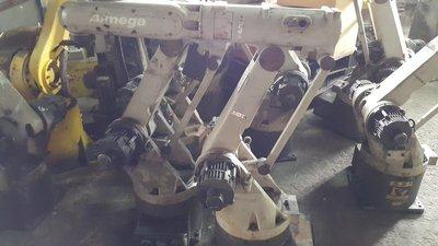 機械手臂 機械人Daihen Almega IRB-511 Panasonic PanaRobo VR-006 CII