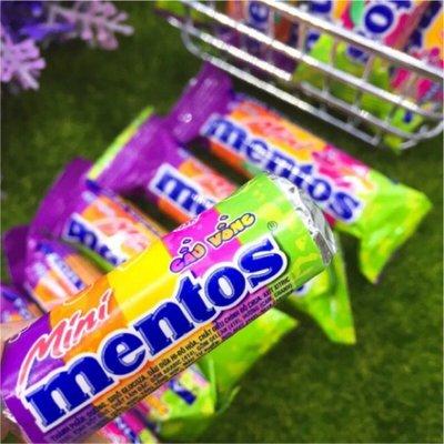 【Mentos】曼陀珠 一組5入25元