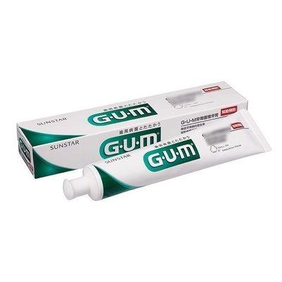 【seven健康小舖】【日本 三詩達GUM牙周護理牙膏 (140g/條) 】草本薄荷味