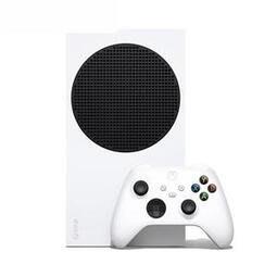 含發票公司貨微軟Xbox Series S 512GB遊戲主機(無光碟版)無線控制器(冰雪白)