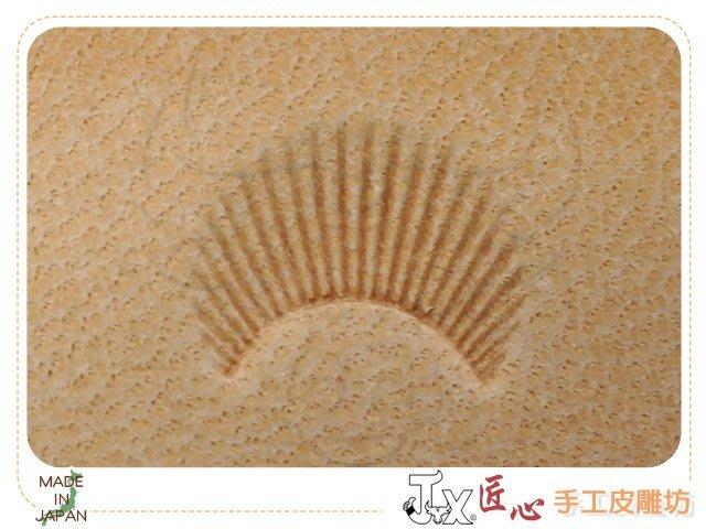 ☆ 匠心 手工皮雕坊 ☆ 日製 Craft印花工具 (編號:SKC431)  /皮革 陶土 刻印
