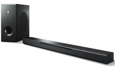 【富豪音響】YAMAHA MusicCast BAR 400 Sound Bar聲霸 台灣山葉公司貨 最高6期無息分期
