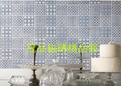 ◎冠品磁磚精品館◎義大利進口精品 愛爾蘭立體浮雕花壁磚及素磚 –10X10CM