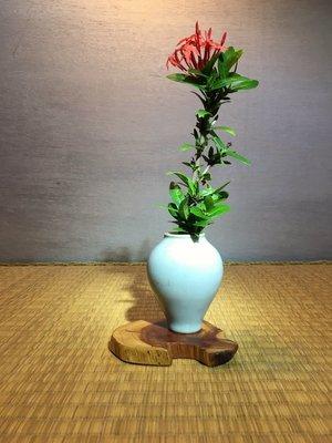 (店鋪不續租清倉大拍賣)青釉小花瓶#362#原價2000元特價1000元