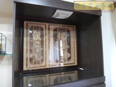 【現代佛堂設計鑒賞213】神明廳佛俱精品 神桌佛桌神櫥公媽桌神像佛像祖先龕佛聯製作