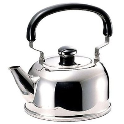 日本製 Miyaco宮崎高級調理器具 三層鋼不鏽鋼 燒水壺 開水壺 3L