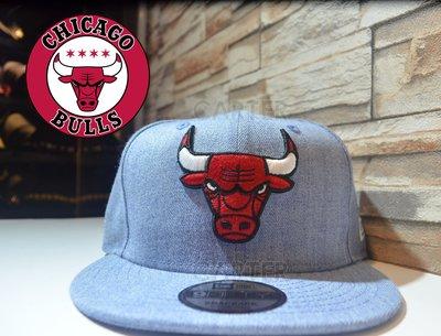 特價 New Era NBA Denim Chicago Bulls Snapback 芝加哥公牛隊單寧牛仔可調後扣帽