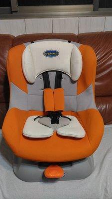 SUPER NANNY 超級奶媽四段調整汽車安全座椅9成新