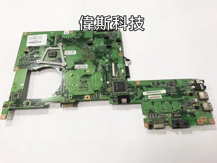 ☆偉斯科技☆  MSI CR400主機板 筆電主機版~※還有多款筆電主機板可以參考~歡迎來實體門市選購~~