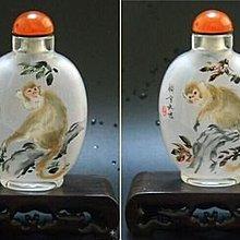 猴王大吉中國風工藝禮品出國小禮品中國風家居擺件外事商務禮品內畫鼻煙壺 壺說59