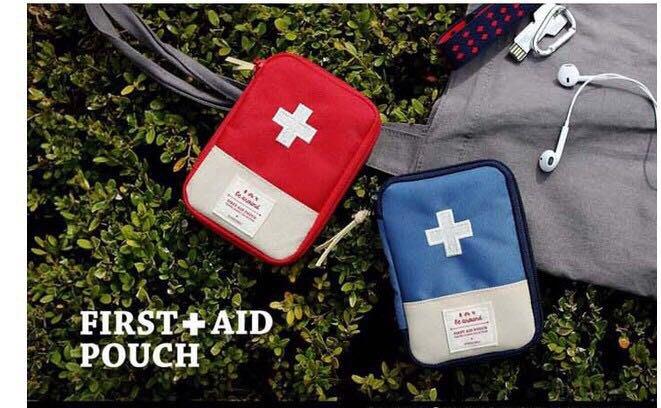藥包 攜帶型醫藥包 旅行收納袋 隨身包 急救包