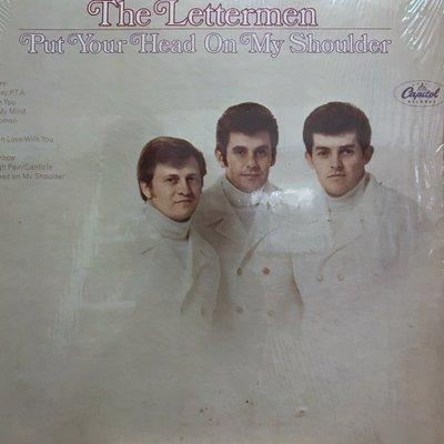 (美版) The Lettermen – Put Your Head On My Shoulder