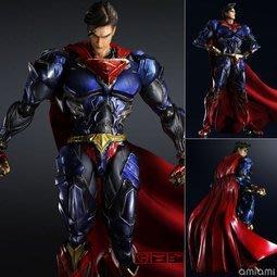 【南部總代理】Play arts 改 正義聯盟 DC SUPERMAN 超人 港 黑寡婦 雷神索爾 蜘蛛人 可動公仔
