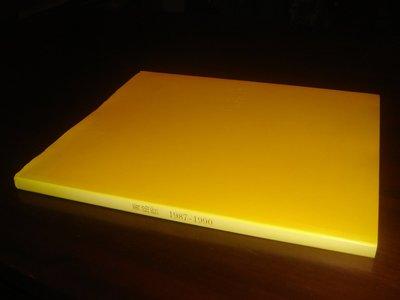 【三米藝術二手書店】黃銘哲畫集 1987~1990~~珍藏書交流分享,台中現代畫廊出版