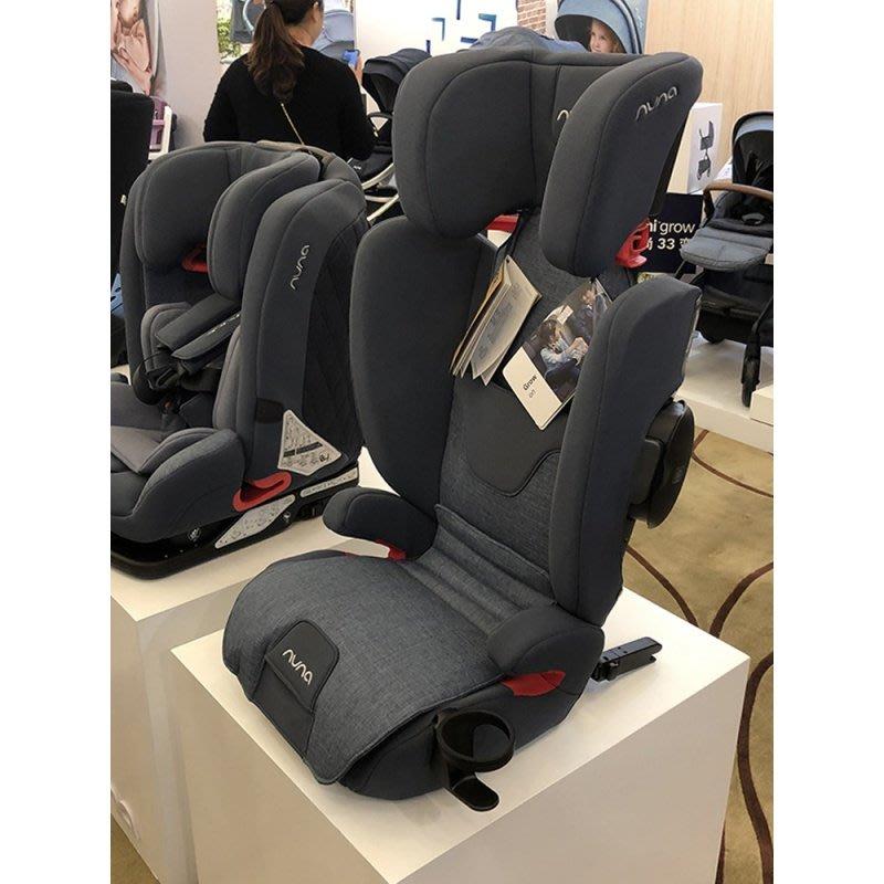 @佳佳百貨坊 通用兒童座椅汽車增高坐墊荷蘭 Nuna aace兒童汽車座椅3-12歲安全座椅 增高