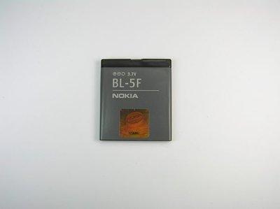 妮妮通訊~♥ NOKIA 原廠電池 BL-5F BL5F E65,N93i,N95,N96,X5-01 門市直營 可自取