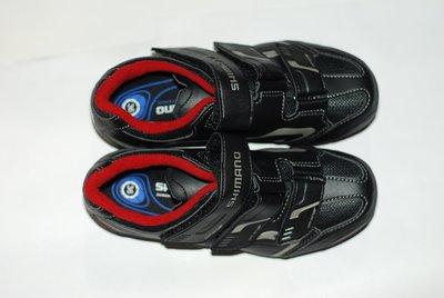 老田單車 全新Shimano 登山車/自行車 卡鞋 SH-XC30L 零碼出清黑色/尺吋36