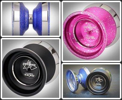 奇妙 溜溜球 悠悠帝國 YoYo Possess 創新工藝 高難度製造 兩組重量金屬環 高品質 專業玩家首選 送五大贈品