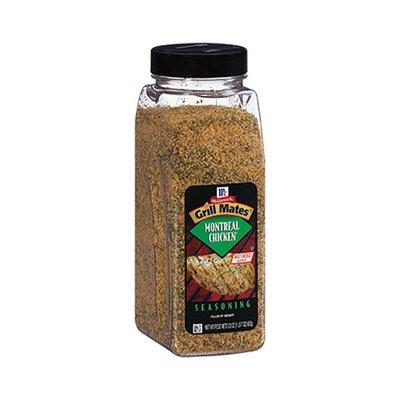 ~*品味人生*~味好美MCCORMICK 蒙特婁雞肉香草調味粉 (652公克/罐)