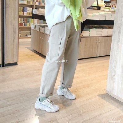 ✿Lu girl 正韓高品質香港工裝褲...