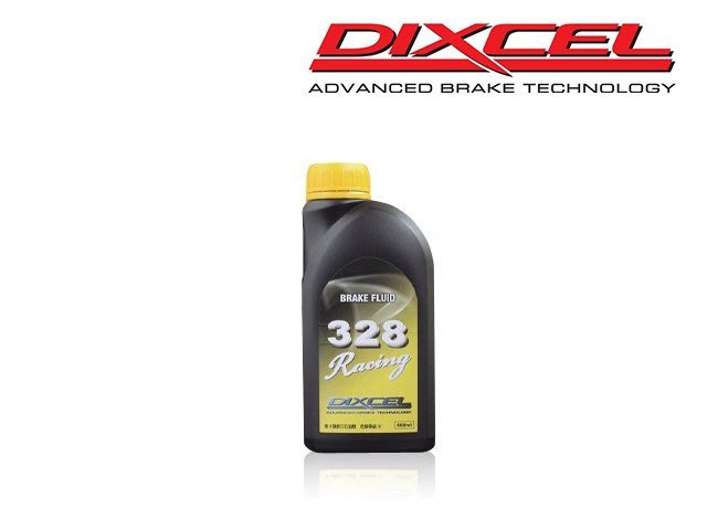 日本 DIXCEL 328 Racing Brake Fluid 煞車油 通用