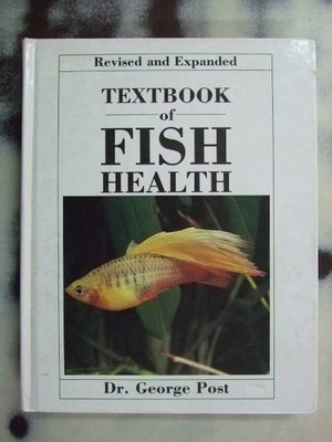 A5☆1987年『Textbook of Fish Health』Post著《T.F.H》