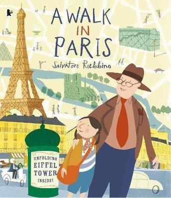 *小貝比的家*WALK IN PARIS/平裝世界文化/7-12歲/多元文化教育