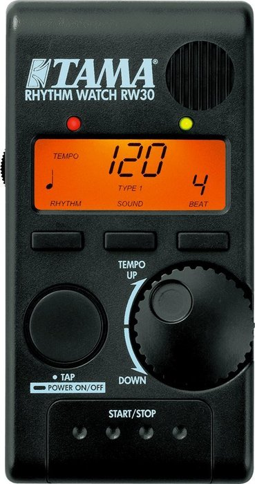 《民風樂府》TAMA RW30 專業節拍器 適用於各種樂器練習