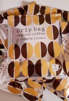 日本 Drip Bag Coffee 濾掛式咖啡 9g 濾掛咖啡 咖啡
