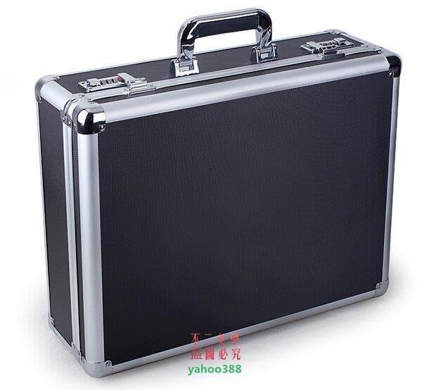 美學100茜菲婭高檔密碼手提箱鎖A3容量鋁合金工具箱 儲物箱 文件箱T20❖0835