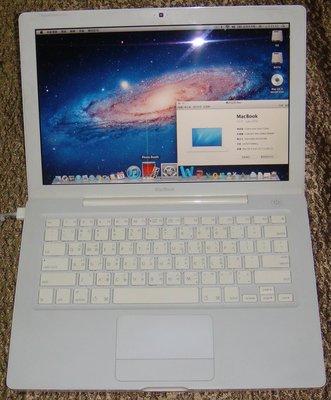 APPLE MacBook A1181 2007年