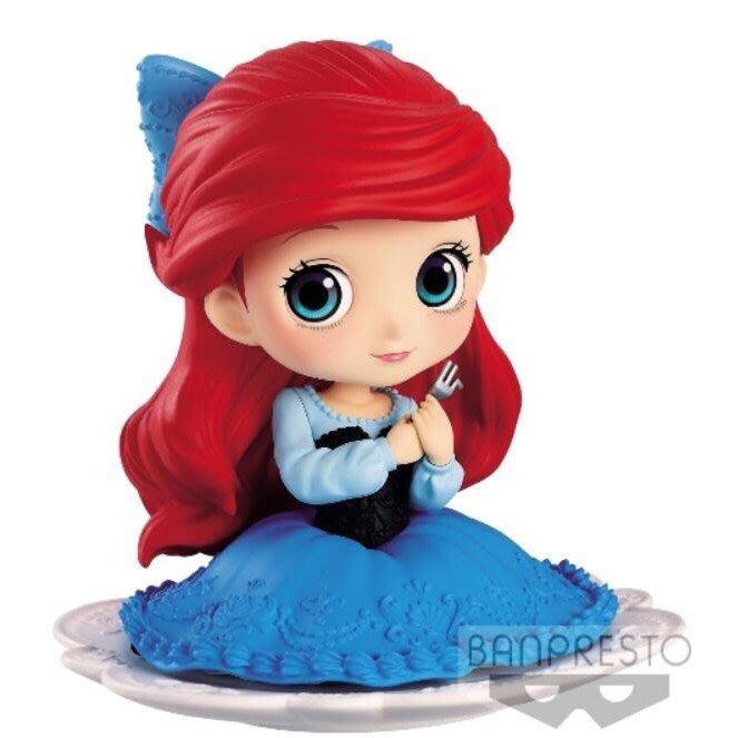 景品 Q POSKET 迪士尼 公主系列 代理 正常色 愛麗兒 艾莉兒 下午茶