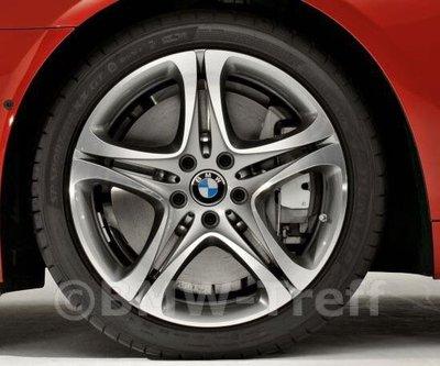 國豐動力 BMW STY367 F10 F12 ET33 8.5J 正廠鋁圈 全新的 只有二個 單價價格 特價出清 19吋 歡迎洽詢