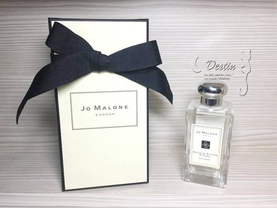 Jo Malone 杏桃花與蜂蜜 Nectarine Blossom & Honey 100mL 全新 現貨 附禮盒緞帶