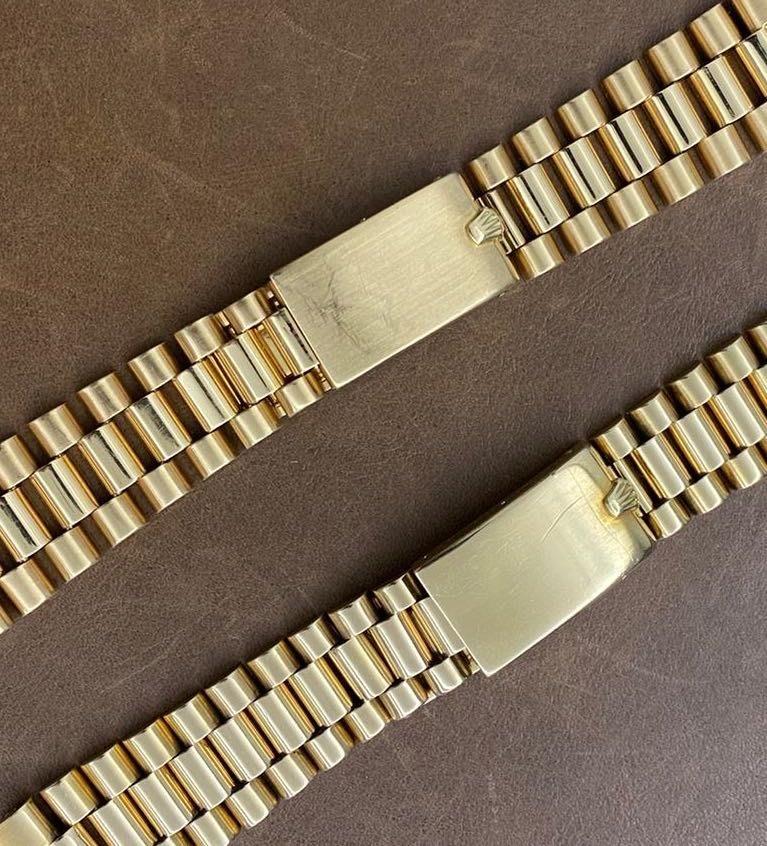 Rolex1803 18K 錶鏈(07/01已交誼)