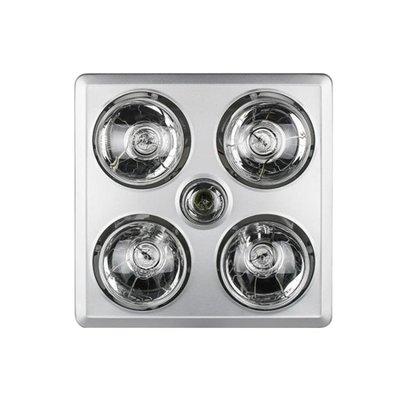 家用燈暖浴霸三合一衛生間浴室集成吊頂傳統嵌入式壁掛式取暖燈泡