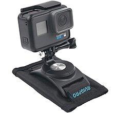 〖全館免運〗相機配件 新款Gopro配件Hero7/6/5/4運動相機背包夾小蟻相機支架背包帶  【安可居】