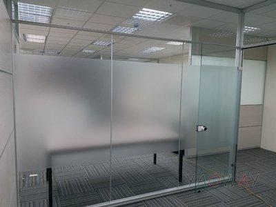 【耀偉】鋁框高隔間 (辦公桌/辦公屏風-規劃施工-拆組搬遷工程-組合隔間-水電網路)7