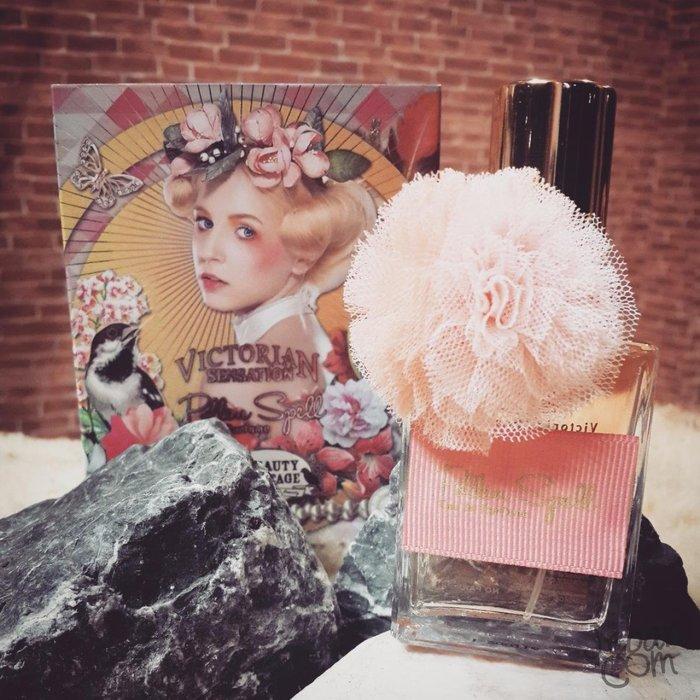 「還願佛牌」泰國 Beauty Cottage 維多利亞 時代 花粉 香水 Victorian Sensation 供奉